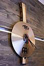 Вінтажний настінний годинник Pride&Joy Cymbal, фото 7