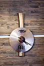 Вінтажний настінний годинник Pride&Joy Cymbal, фото 6