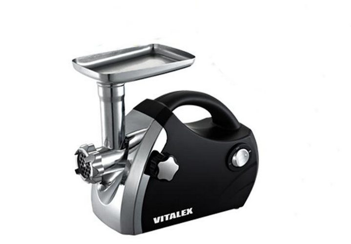 Электромясорубка Vitalex VL-5300 black