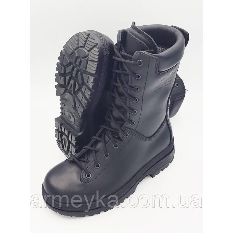 Берцы Alico (стальной носок), мембранные. Италия, оригинал
