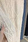 Теплая вязаная юбка (1185) разные расцветки, фото 10