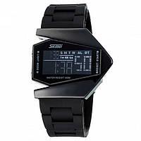 Світлодіодні годинник Skmei 0817 Black