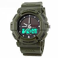 Годинник тактичні Skmei 1050 Green