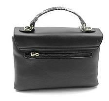 Женска сумка David Jones 19 x 27 x 11 см Черная (dj6170-2t/1), фото 2
