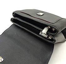 Женска сумка David Jones 19 x 27 x 11 см Черная (dj6170-2t/1), фото 3