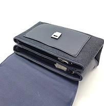 Женска сумка David Jones 19 x 27 x 11 см Синяя (dj6170-2t/2), фото 3