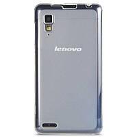 Чехол силиконовый прозрачный матовый для Lenovo P780