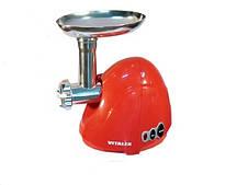 Электромясорубка Vitalex VL-5302 red