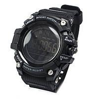 Смарт-спортивні годинник Skmei 1385 Black
