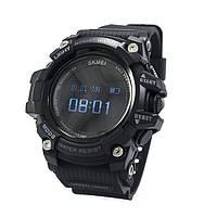 Смарт-спортивні годинник Skmei 1188 Black