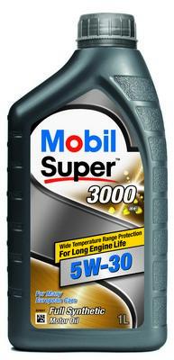МАСЛО МОТОРНОЕ MOBIL1 SUPER 3000 XE 5W30 1л(MB 5W30 3000 XE 1L)