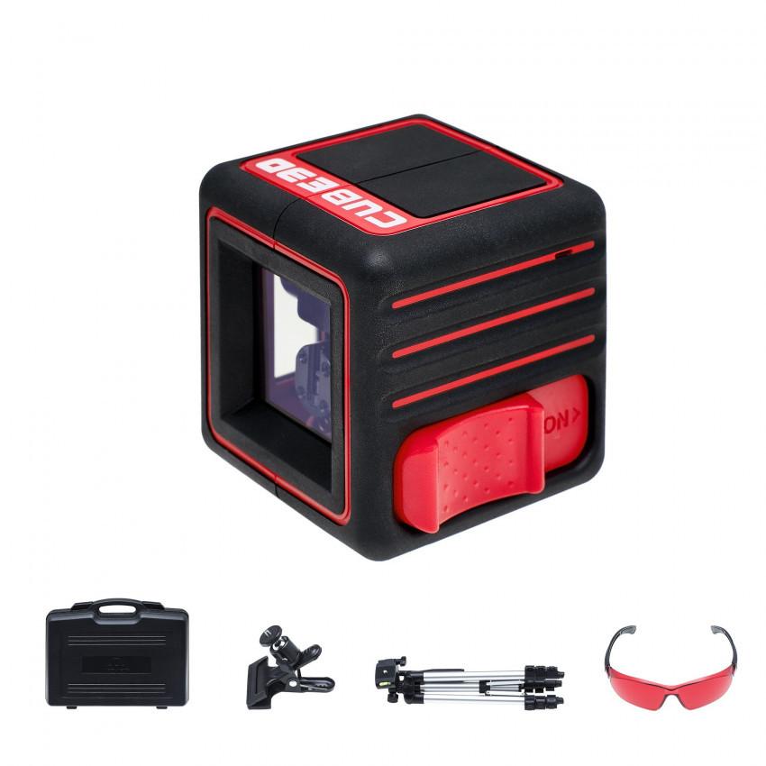 Лазерный нивелир ADA Cube 3D Ultimate Edition (A00385)