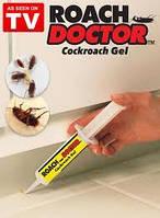 Гель от тараканов и насекомых Roach doctor Cockroach Gel