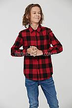 Рубашка для мальчика в клетку, Glo-story