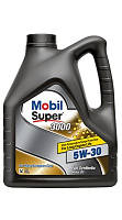 МАСЛО МОТОРНОЕ MOBIL1 SUPER 3000 XE 5W30 4л(MB 5W30 3000 XE 4L)