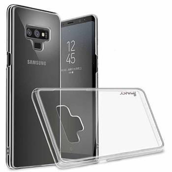 TPU чехол iPaky Clear Series (+пленка) для Samsung Galaxy Note 9