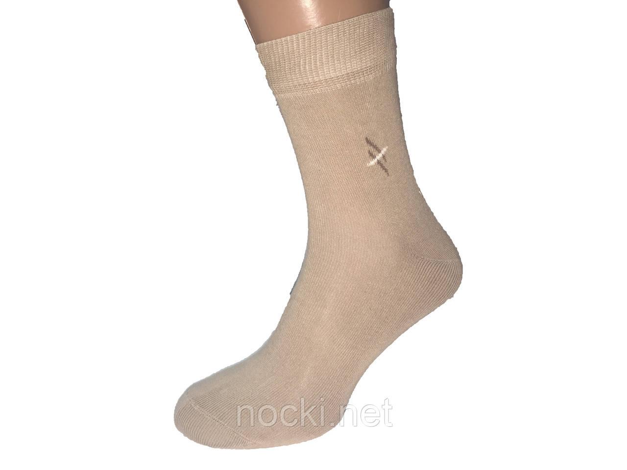 Шкарпетки чоловічі з лайкрою демісезонні Елегант р25