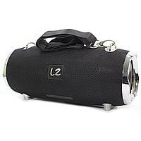 ☛Колонка LZ Xtreme2+ Black мощная портативная беспроводная 40 Вт влагозащищенный корпус USB