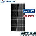 Cолнечные батареи EGing PV EG-375M72-C монокристалл