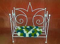 """Кроватка """"Королевская"""" для фотосессий новорожденных"""