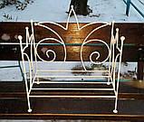 """Кроватка """"Королевская"""" для фотосессий новорожденных, фото 2"""