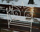 """Кроватка """"Королевская"""" для фотосессий новорожденных, фото 3"""