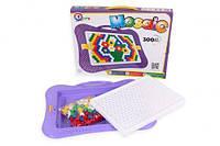 Детская Мозаика ТехноК, 300 элементов  sco