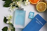 Dolce & Gabbana Light Blue Eau Intense туалетна вода 100 ml. (Дольче Габбана Лайт Блю Інтенс), фото 3