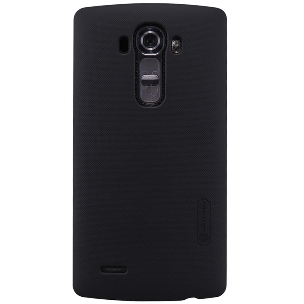 Чехол накладка Nillkin Super Frosted для LG G4 Stylus Dual H540F черный