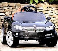 Детский электромобиль БМВ BMW M 3175 EBLR-2 черный (разные цвета). Колеса EVA, кожаное сидение.