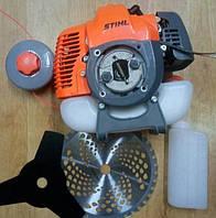 Бензокоса триммер STIHL FS 490C Мотокоса Штиль