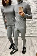 Мужской спортивный костюм - Термо костюм №1237 (р.46-52), фото 1
