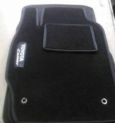 Коврики салона  текстильные Chevrolet Aveo 2003 -> HB   (5 шт)