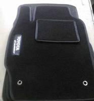 Ковры текстильные Chevrolet Aveo 2003 -> HB   (5 шт)