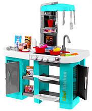 Детский игровой набор детская кухня 922-46 с холодильником и водой (высота 72,5 см)