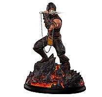 Статуэтка Sideshow Мортал Комбат Скорпион Mortal Kombat Scorpion 53 см S MK S