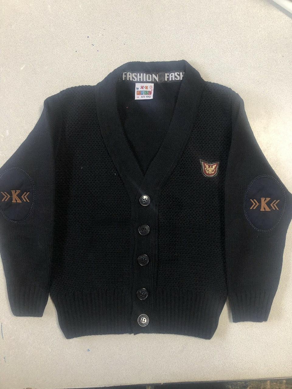 Кофты вязаные для мальчиков 5-12 лет Kanka Kuzen