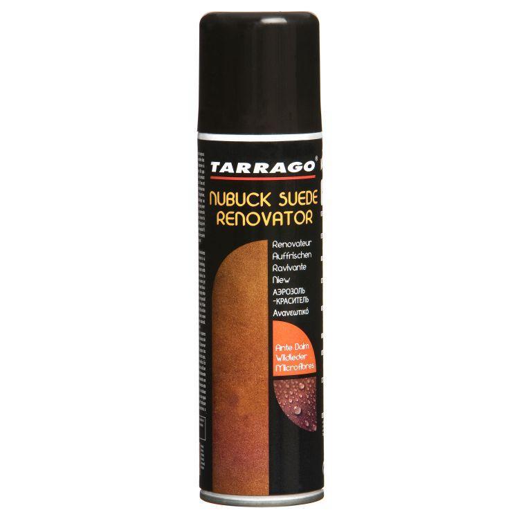 Краска для обуви из замши и нубука Tarrago Renovator 250 ml
