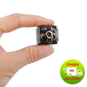 Мини камера OMG SQ8 самая маленькая видеокамера с датчиком движения и ночным видением