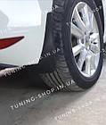 Брызговики Volkswagen Golf 7 хэтчбек 2012-2019 ( комплект 4 шт ), фото 3