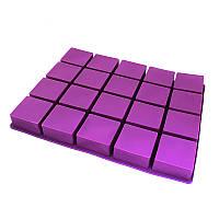 Силиконовая форма 20 кубиков