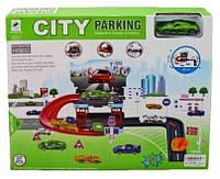 Детская парковка с машинкой 660-125