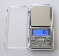 Весы карманные, ювелирные 500-0,1 грамм