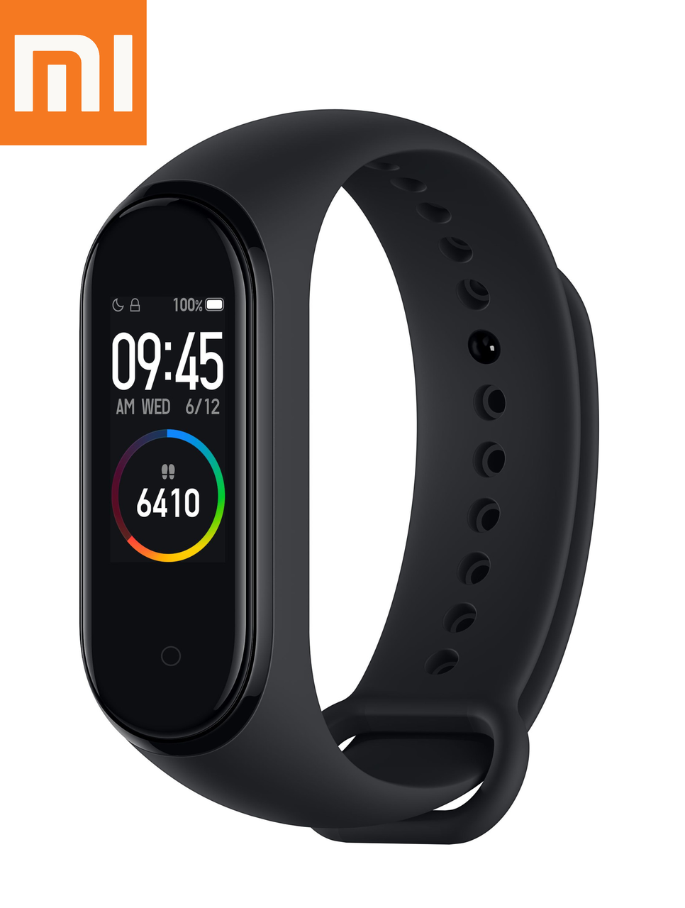 Фитнес Браслет Xiaomi Mi Band 4 Black Original