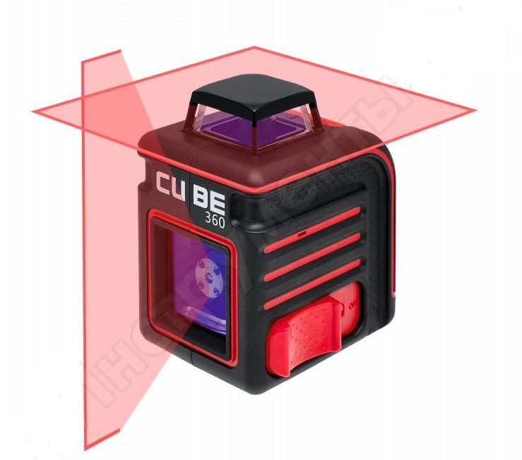 Лазерный нивелир ADA Cube 360 Basic Edition (A00443)