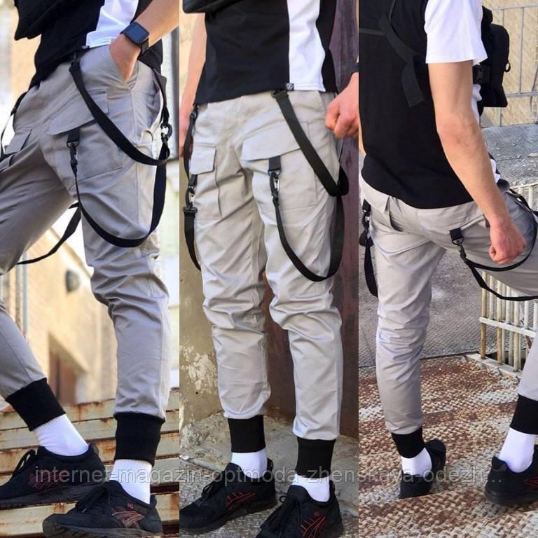 """Шикарные мужские штаны """"Alexander"""""""