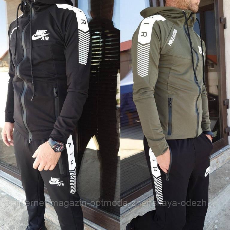 "Супермодный мужской спортивный костюм ""Nike Air"""