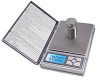 Ювелирные весы до 500 гр. (0,01) в виде блокнота