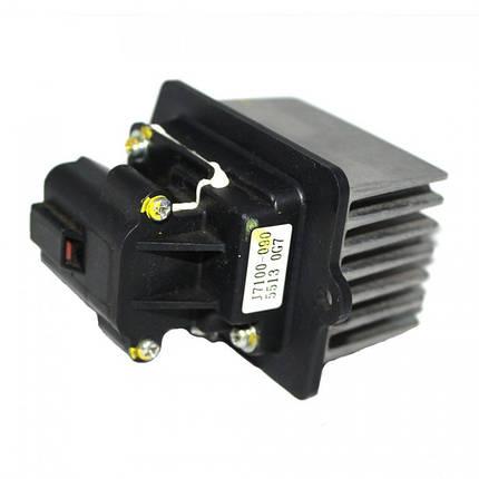 Резистор отопителя ВАЗ-2170 нового образца Panasonic, фото 2