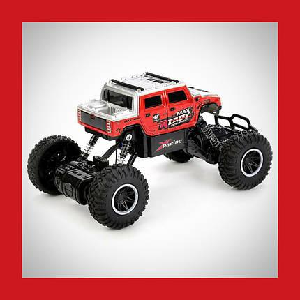 Машинка джип на радиоуправлении Road Crawler (Красный), фото 2